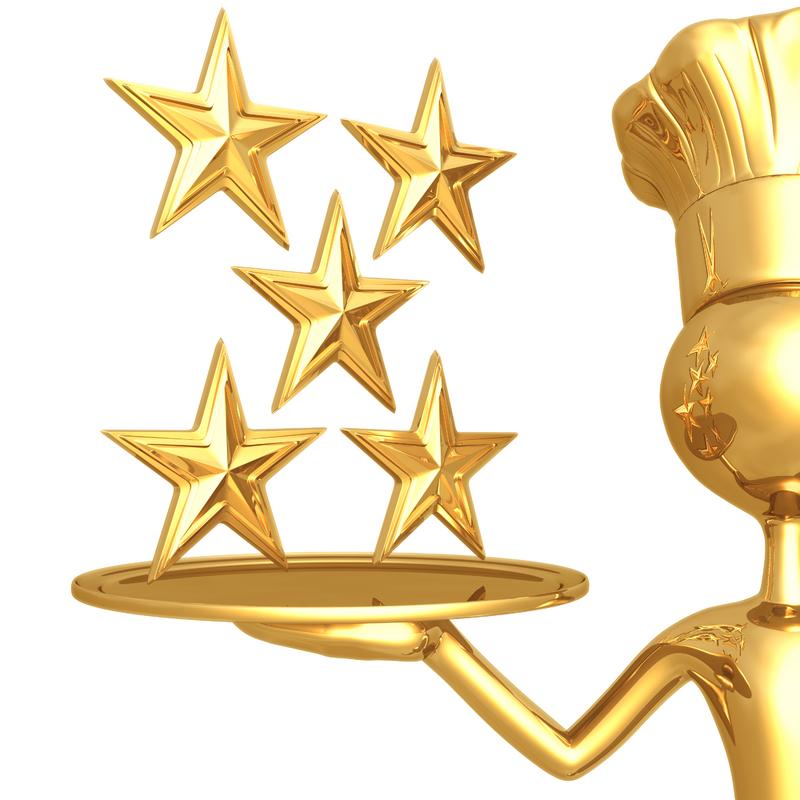 Restaurant reviews your english lessons blog for 5 star restaurant exterior